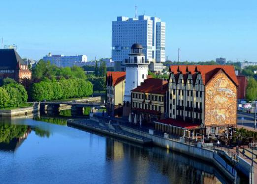 How to get to Kaliningrad?