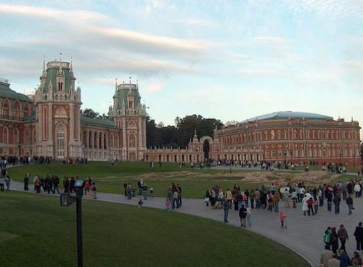 How to get to Tsaritsyno?