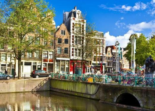 How to get to Amsterdam?