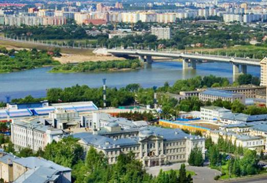 How to get to Omsk?