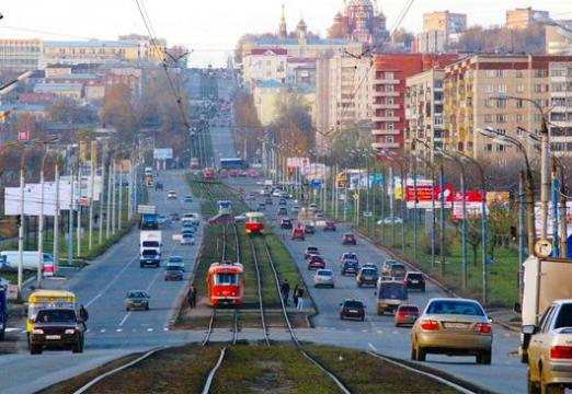 How to get to Izhevsk?
