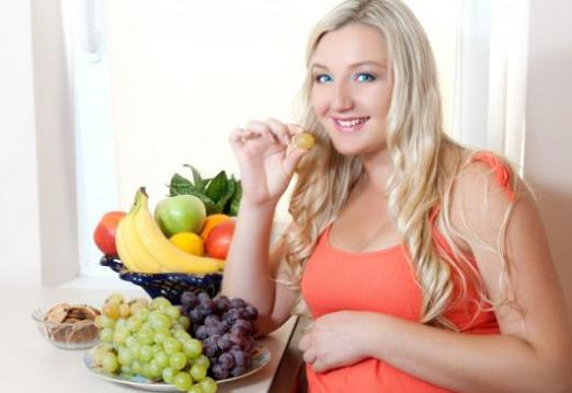 What should you eat pregnant?