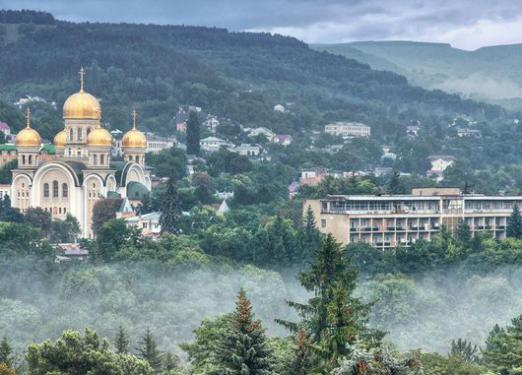 How to get to Kislovodsk?