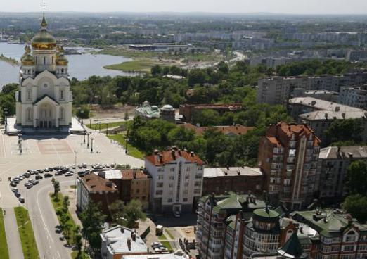 How to get to Khabarovsk?