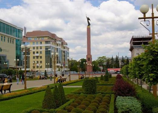 How to get to Stavropol?