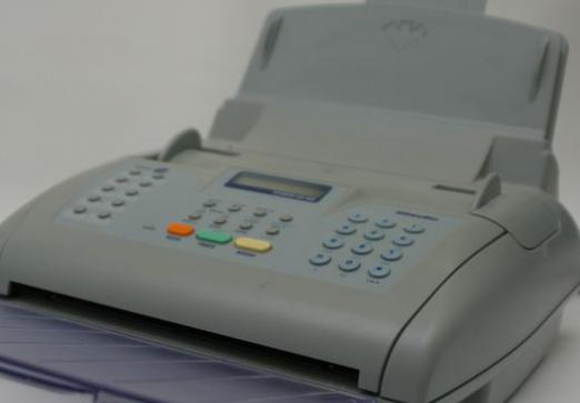 What is a fax?