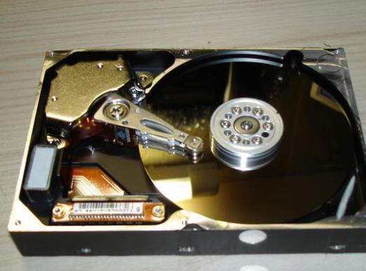 What is a hard disk?