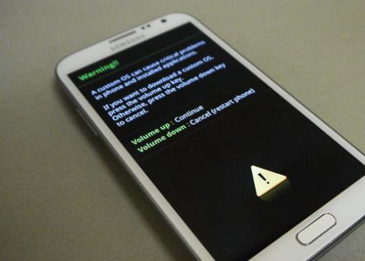 How to flash Galaxy Note?
