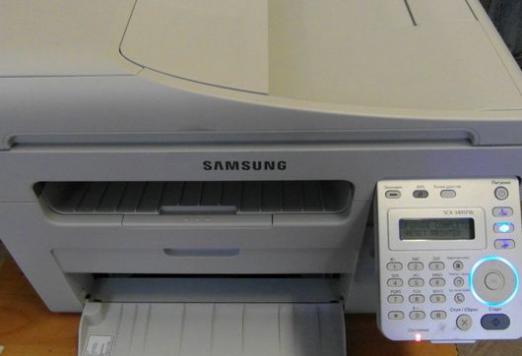 How to flash a Samsung printer?