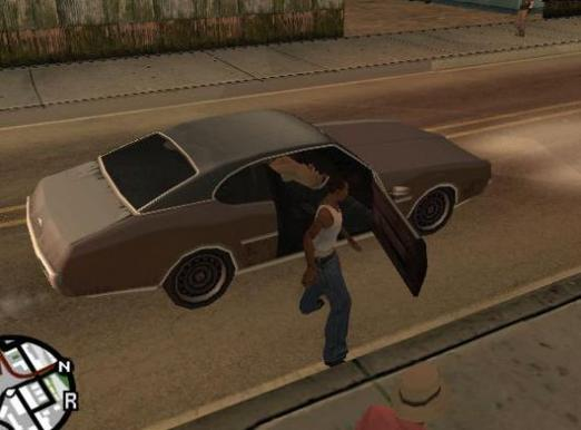 How to get a passenger in the GTA?