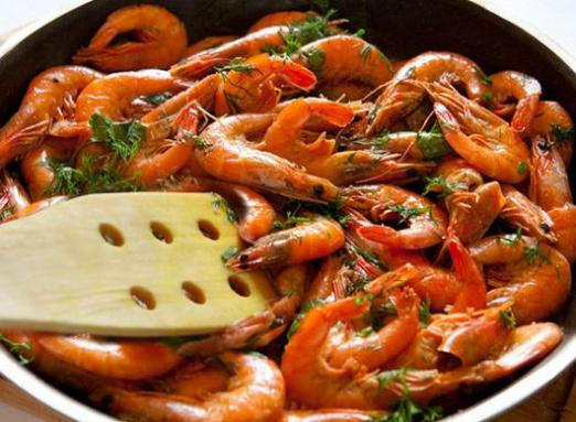 How to cook shrimp for beer?