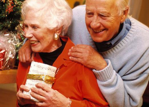 What to give to grandparents?