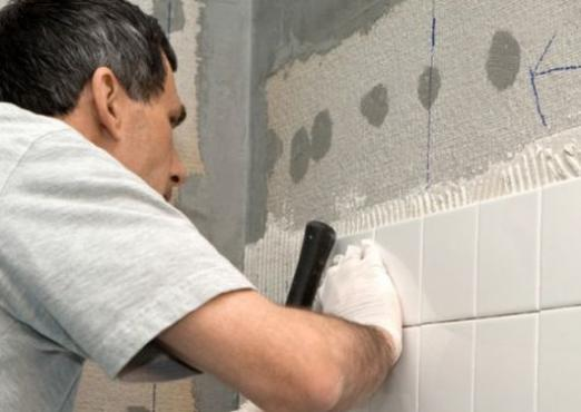How to lay ceramic tile?