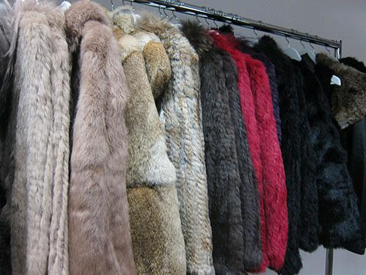 How to store a fur coat?