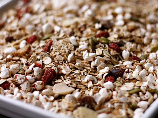 What foods contain fiber?
