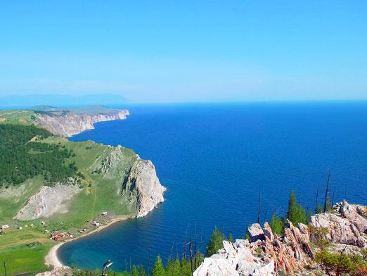 What is the deepest lake?
