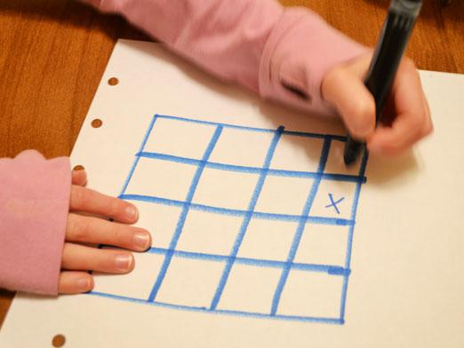 How to win in tic-tac-toe?