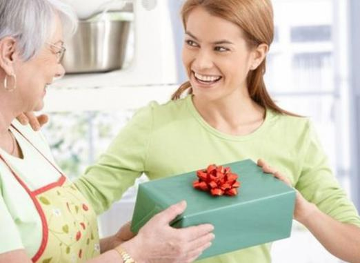 What to give mother in law for his birthday?
