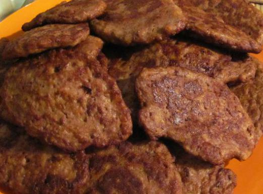 How to cook liver burgers?