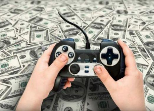 How to make money playing games?