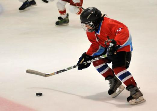 How to learn to play hockey?