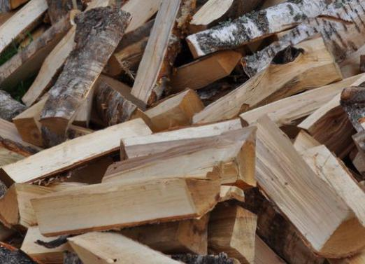 What dreams of firewood?