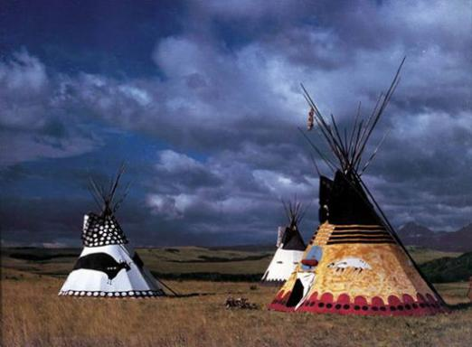 What is tipi?