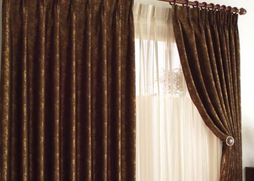 What are curtains?