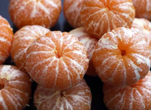 Why dream tangerines?