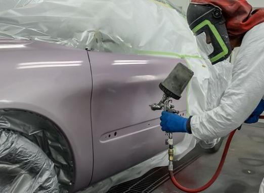 How to paint the car?