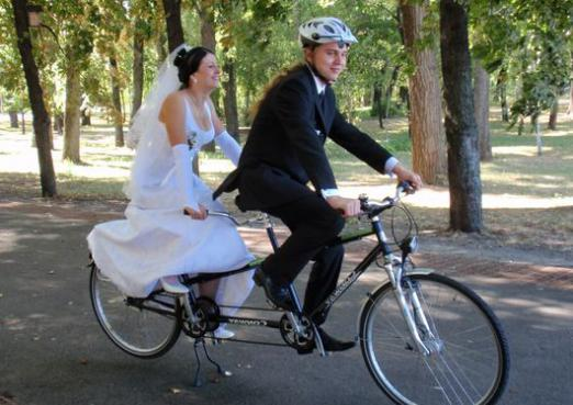 What is a tandem?