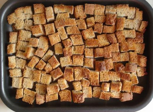 How to make crackers in the oven?