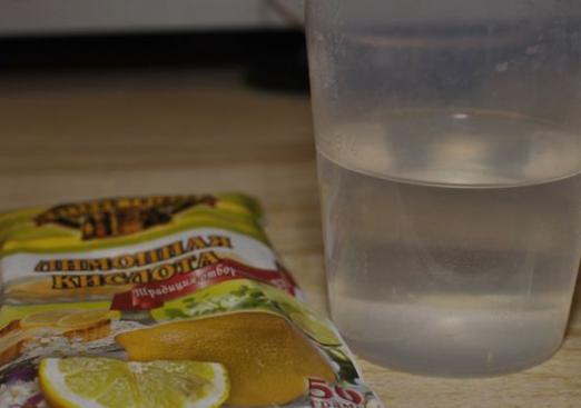 How to make citric acid?