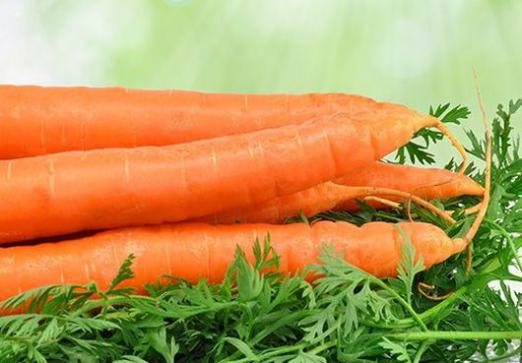 How many calories in carrots?