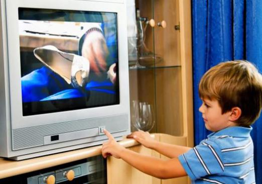 How much can you watch TV?