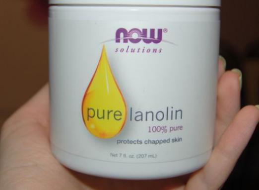 What is lanolin?