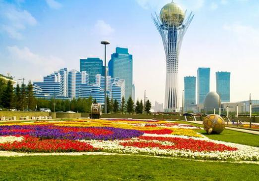 Where is Astana located?