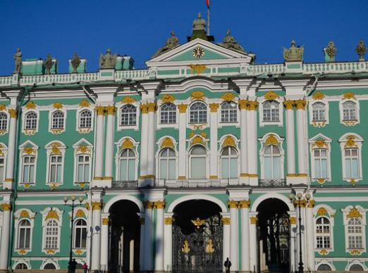 Where is the Hermitage?