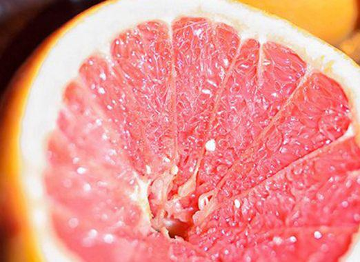 How many calories in grapefruit?