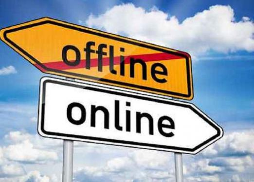 What is online?
