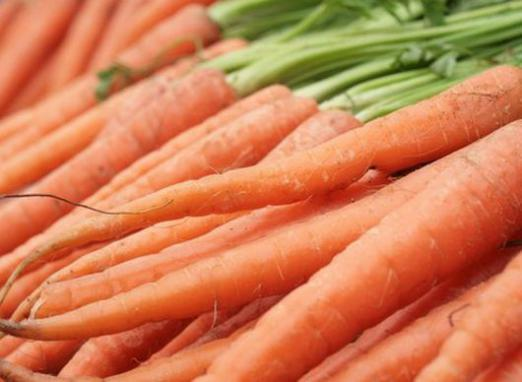 How many calories in a carrot?