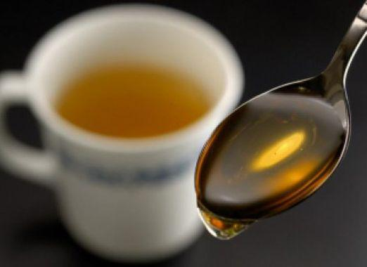 How many calories in a teaspoon of honey?
