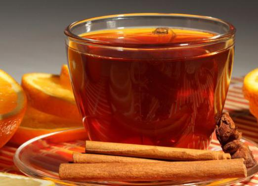 How many calories in tea?