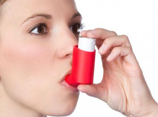 How to remove asthma?