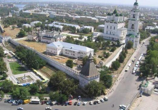 Where is Astrakhan?