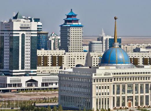 Where is Kazakhstan located?