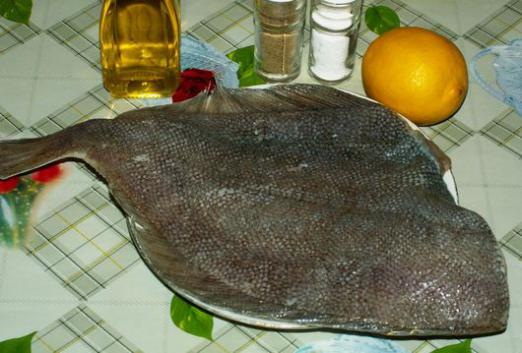 How to cut flounder?