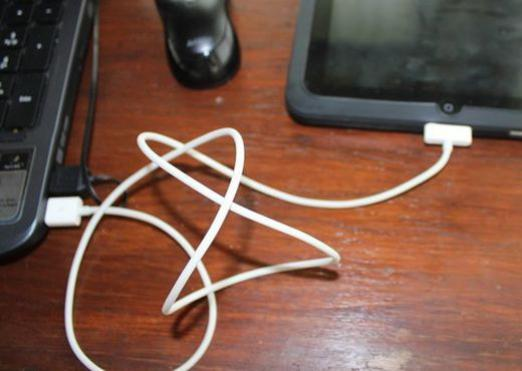 How to charge the tablet without charging?