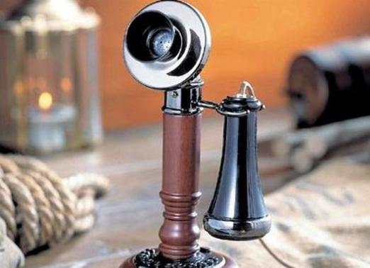 When was the telephone invented?