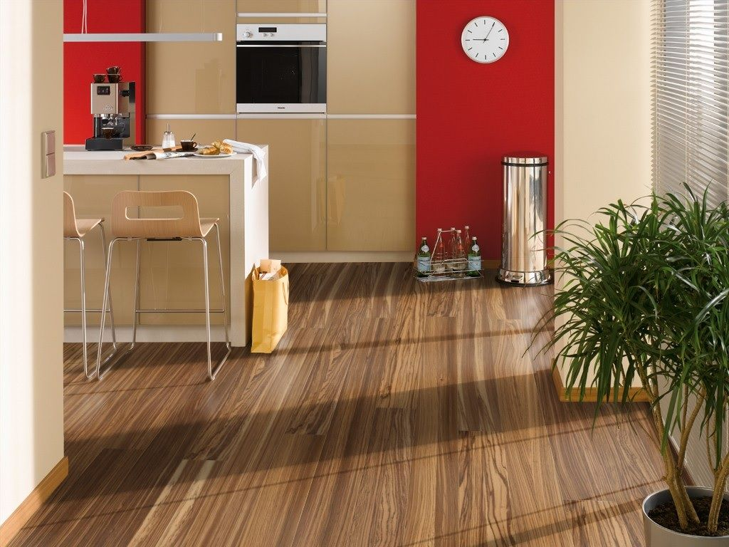 laminate in the kitchen